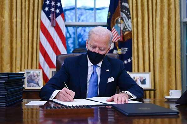 Tres meses de Biden en la Casa Blanca