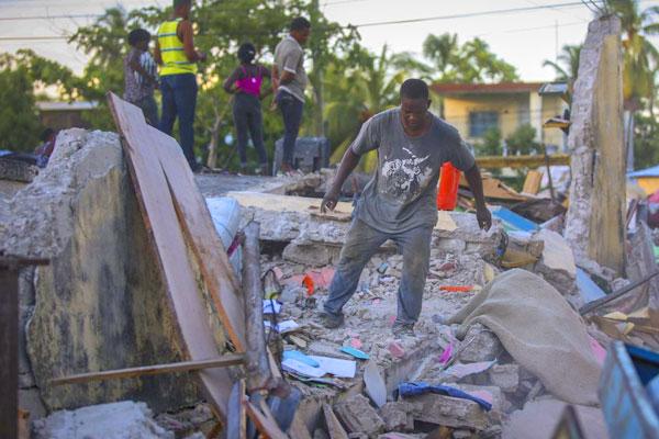 Haití: la catástrofe capitalista que no cesa
