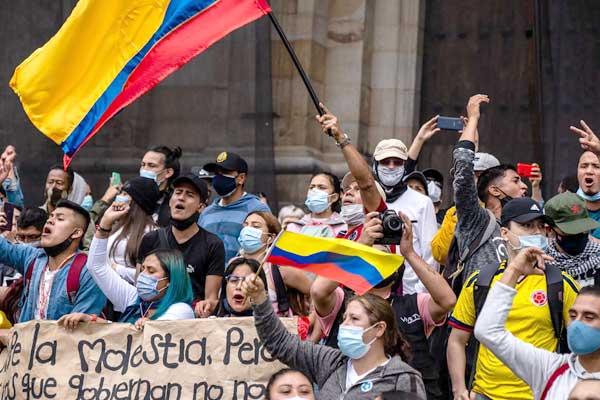 Colombia: ¡Abajo el Gobierno asesino de Duque! El paro nacional se transforma en una crisis revolucionaria