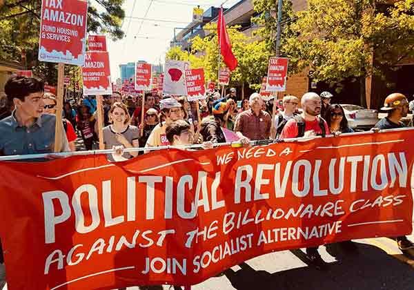EEUU: La lucha contra Trump impulsa candidaturas de izquierdas