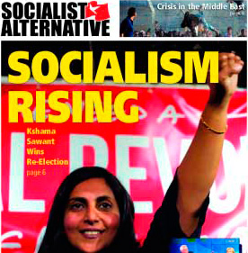 Portada Socialist Alternative