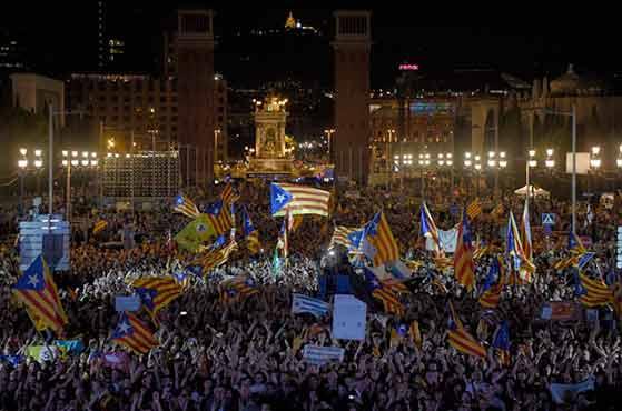Barcelona 7 Octubre