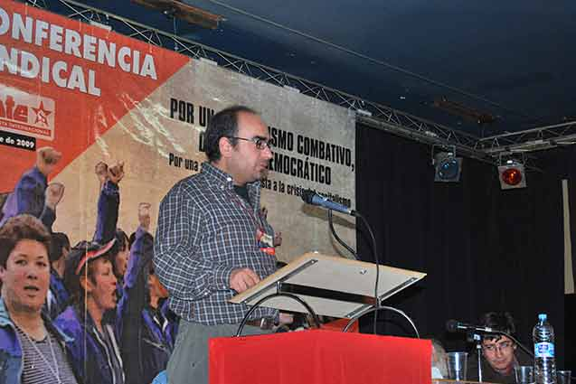 III Conferencia Sindical de El Militante